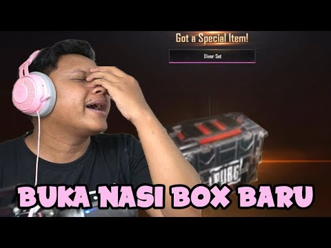 Buka Nasi Box Baru Telo Godog ! - PUBG Mobile