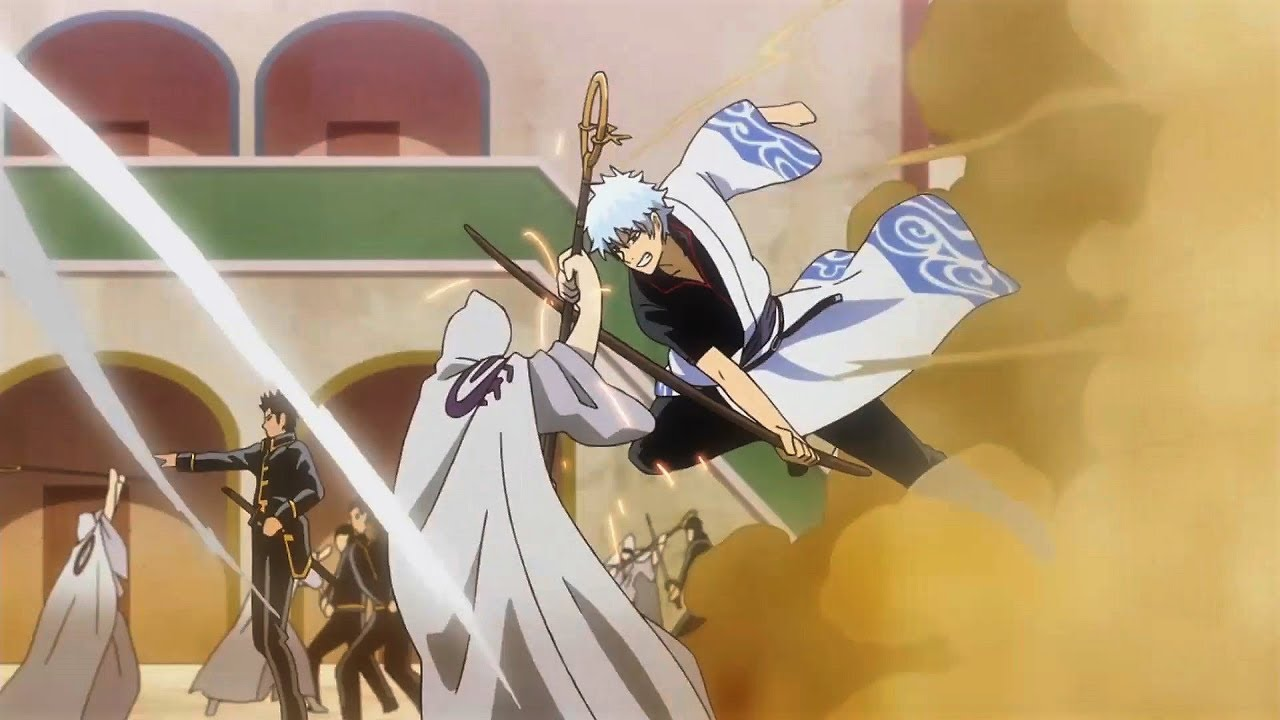 "Gintama ""銀魂"" Battle of The Strong #68 [銀魂 Gintama]"