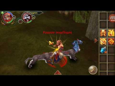 O&C chevalier flamboyant