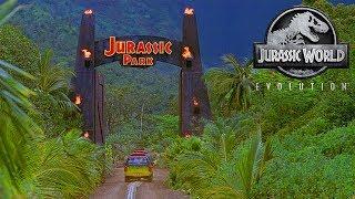 Jurassic World Evolution! We Unlocked A New Island! Episode 5