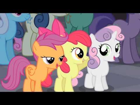 The Heart Carol  Mlp: Friendship Is Magic Hd