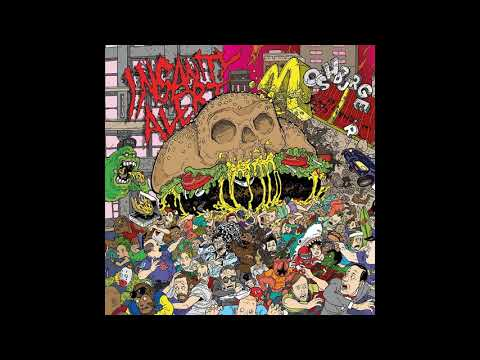 Insanity Alert - Moshburger (Full Album, 2016)