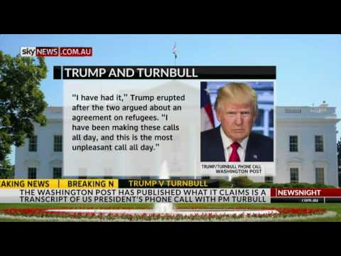 Refugee deal will kill me:Trump