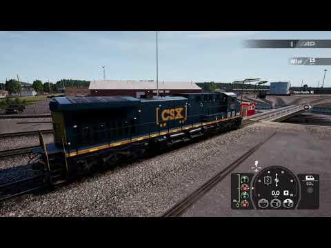 Train Sim World 2: CSX GE AC4400CW YN3b |