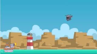 Бесплатные игры онлайн  Морской бой, гонка на корабле, катер, игра для мальчиков