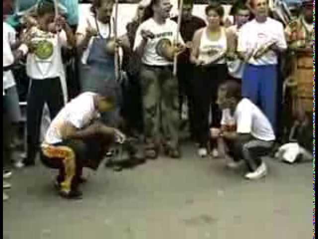 Capoeira 100% spectaculaire