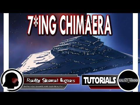 RSG Tutorial: 7*ing Chimaera | Star Wars: Galaxy of Heroes #swgoh