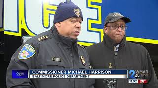 Two arrested in connection to the assault on a Baltimore Police Sergeant