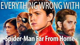 Download Everything Wrong With Spider-Man: Far From Home In Tingle Minutes Mp3 and Videos