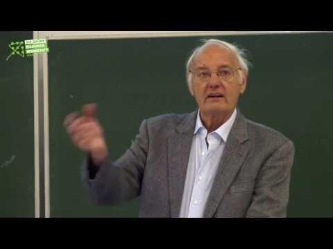 Elmar Altvater (Vortrag vom 24.1. 2014)