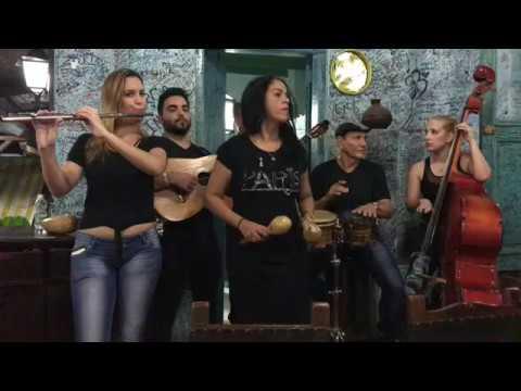 Perdón - La Bodeguita del Medio -La Habana Cuba- Grupo Manantial