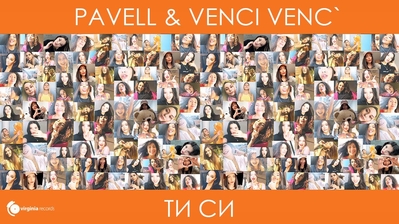 Download Pavell & Venci Venc' - Ti Si (Official Video)