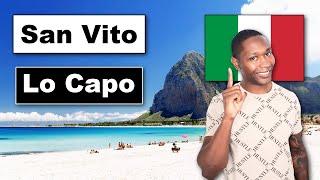 Summer Vacation in Italy #01 | Visit San Vito Lo Capo, Sicily