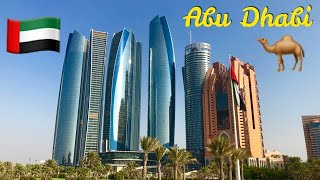 Visit ABU DHABI & DUBAI Reise Travel 🇦🇪 - United Arab Emirates UAE