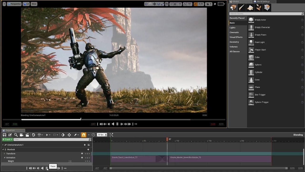 Unreal Engine 4 17 Released!