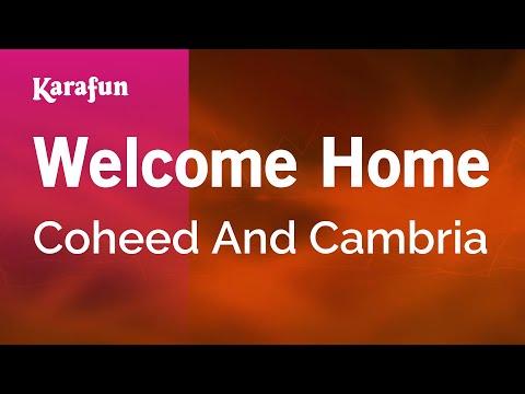 Karaoke Welcome Home - Coheed And Cambria *
