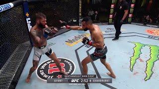 Лучшие моменты турнира UFC Вегас 27: Фонт vs Гарбрандт