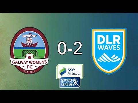 WNL GOALS GW12: Galway WFC 0-2 DLR Waves