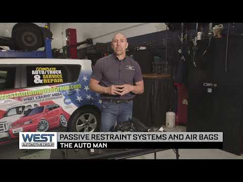 Passive Restraint Systems Including Air Bags and What You Should Know