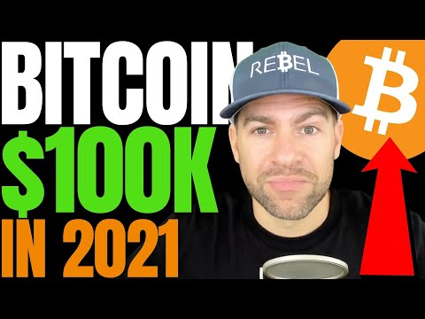 IS $100K BITCOIN STILL POSSIBLE IN 2021?!!!!!