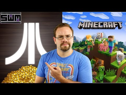 News Wave! - Big Minecraft Switch Update Features Detailed And Atari Making...Crypto Currency?!