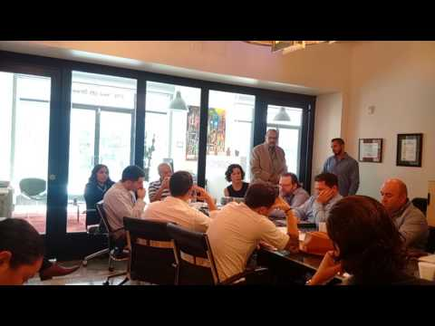 2017 06 29 Historic Core Business Improvement District Board meeting