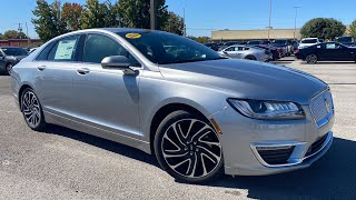 2020 Lincoln MKZ Standard 2.0 Test Drive & Review