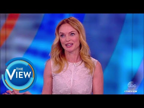 Heather Graham Talks Battling Sexism, Encounter With Harvey Weinstein  The View