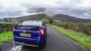 Toyota Prius Towing: H๐w to tow in a hybrid