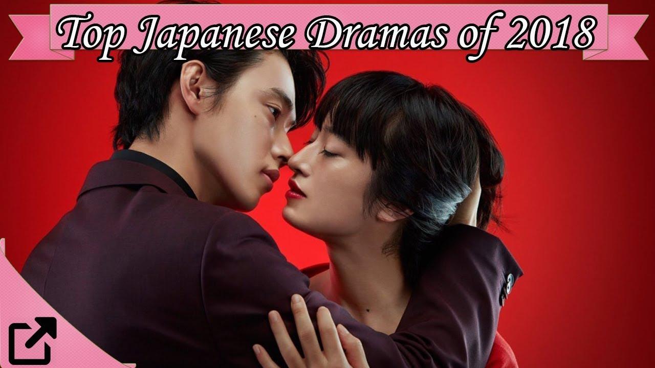 Top Japanese Dramas of 2018