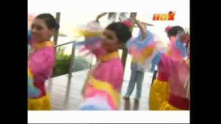 Boria Omara dalam In-Trend Tv2