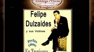 Felipe Dulzaides y Sus Violines -- Blue Moon