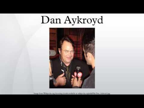 Dan Aykroyd