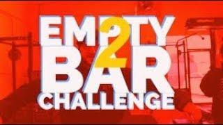 EMPTY BAR CHALLENGE   4k