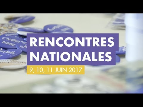 Rencontres Nationales Coexister 2017 - After-Movie
