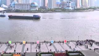 Phil Akashi Solo Exhibition at the BUND and in symbolic locations | Shanghai, 2013
