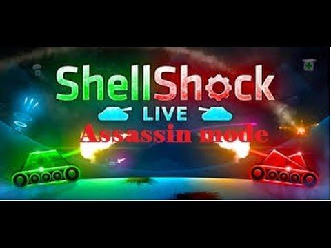 5 ROUNDS OF ASSASSINATIONS- ShellShock Live [2]