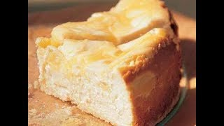 Lemon Swirl Cheesecake | EASY TO LEARN | QUICK RECIPES