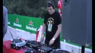 14.5 Omega Drive Live @ Techno Artillery Special with Axel Karakasis @ Ispod Okita Croatia Pt.3
