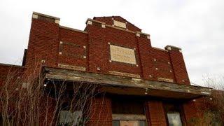 Old abandoned Oklahoma Schools