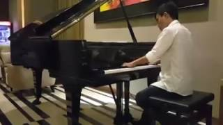 Gambar cover Kiss the rain - Bi Kun Pianist