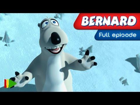 Bernard Bear 2 - 54 - The fossil / El fosil