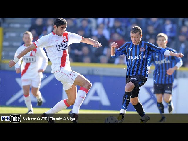 2007-2008 - Jupiler Pro League - 22. Club Brugge - Standard 1-2