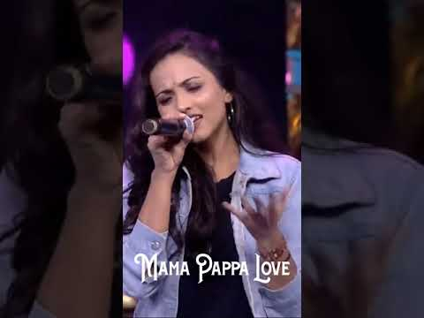 Maanasi Adithya | super singer performance | vijay tv | maanasi video | supersinger8 | shorts