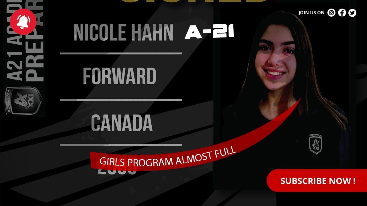 A-21 girls program picking up steam