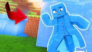 GÖRÜNMEYEN SU OLDUM! - Minecraft SAKLAMBAÇ