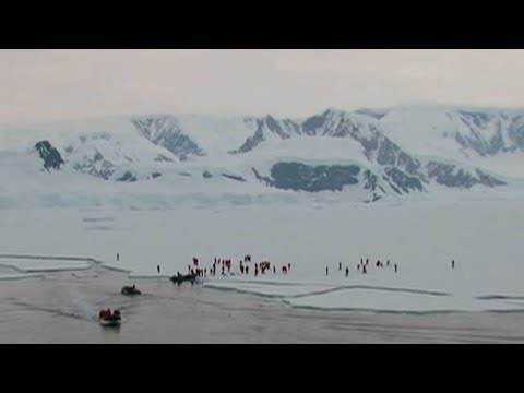 Tourism to Antarctica on the rise