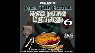 Rich The Factor - Peach Cobbler To Mobbsters Vol 6 - Track 8