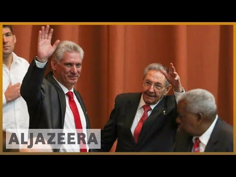 🇨🇺 Miguel Diaz-Canel sworn in as Cuba's president | Al Jazeera English