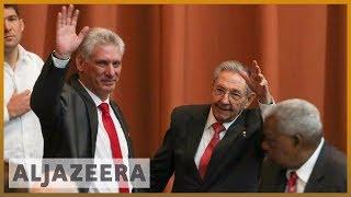 🇨🇺 Miguel Diaz-Canel sworn in as Cuba's president | Al Jazeera English